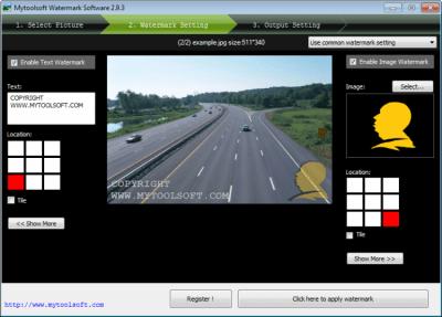 Mytoolsoft Watermark Software 5.0.4