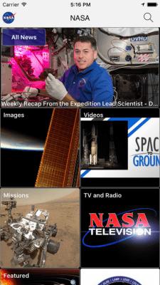 NASA App 4.0.8