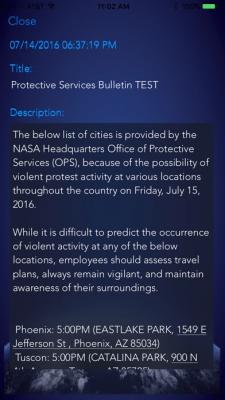 SSC Site Status 2.2