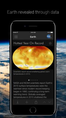NASA Visualization Explorer 1.9.11