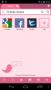Скачать Pink Bird Boat Browser Theme