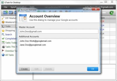 GTask for Desktop 6.0.1