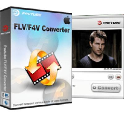 Pavtube FLV/F4V Converter for Mac 3.3.0
