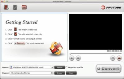 Pavtube MKV Converter for Mac 3.6.0