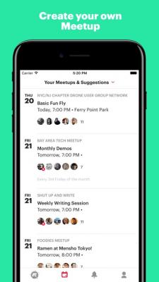 Meetup 8.0.5