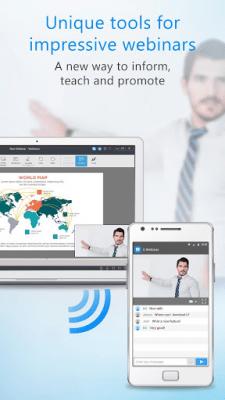 U - Webinars, Meetings & Messenger 4.9.0