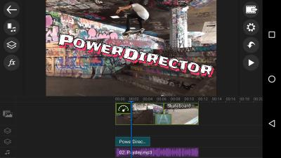 PowerDirector Video Editor App 5.4.0