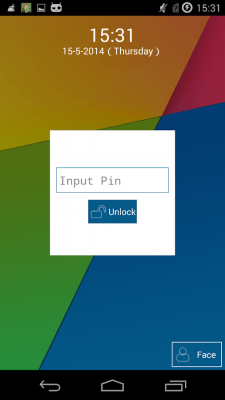 Lock by Face 1.2.9