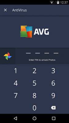 AVG AntiVirus PRO для Xperia 6.11.8