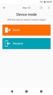 Xperia Transfer Mobile 2.3.A.0.18