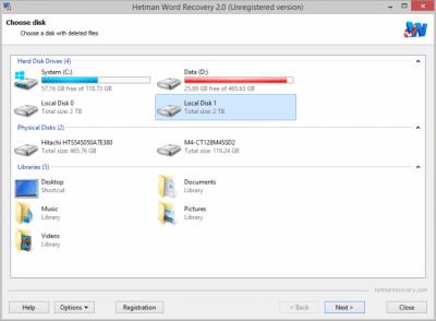 Hetman Word Recovery Portable 2.6