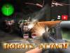 Скачать Атака Роботов 3Д шутер
