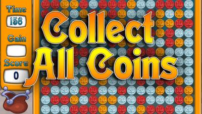 Монетки 3 в ряд логическая 1.0