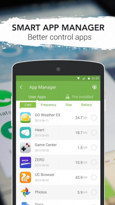 GO Speed (Clean Boost Free) 2.9.9.0.3