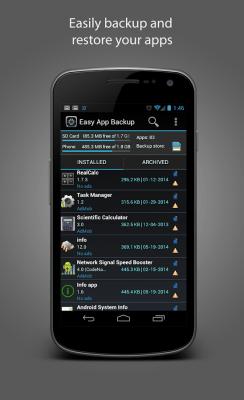 Easy App Backup 2.7.2