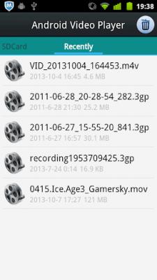 Видео плеер для Android 6.0