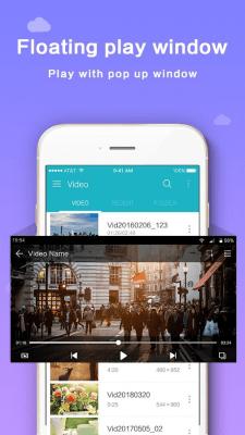 Видео плеер 2.0.5