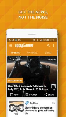 Appy Gamer – Games news 6.6.7