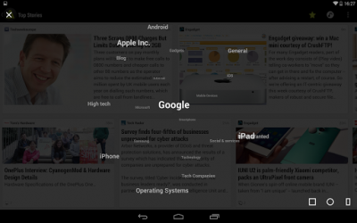 Appy Geek for Tablet