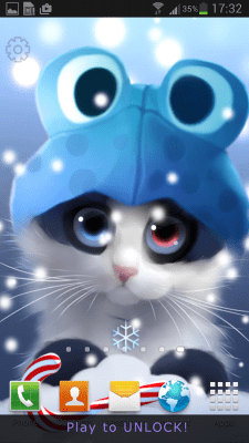 Frosty The Kitten Lite 1.1.9