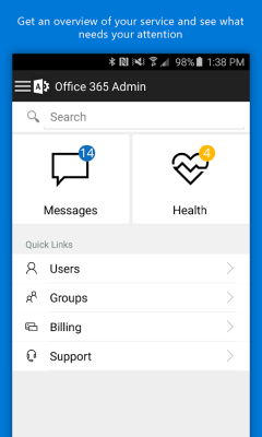 Office 365 Admin 3.45.0.0