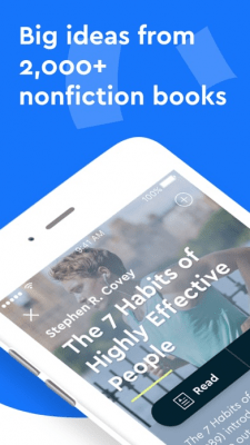 Blinkist – Key insights from non-fiction book bestsellers 4.6.1
