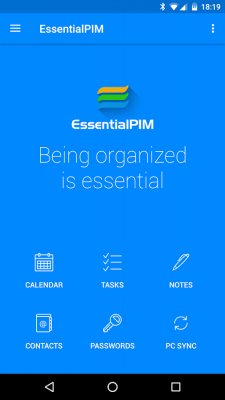EssentialPIM 5.5.2