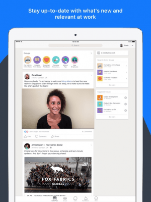Workplace by Facebook 194.0
