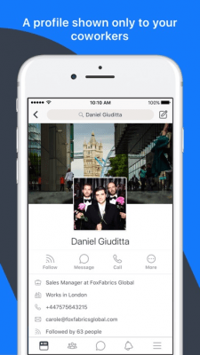 Workplace by Facebook 209.0