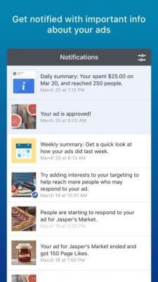 Менеджер рекламы на Facebook 122.0