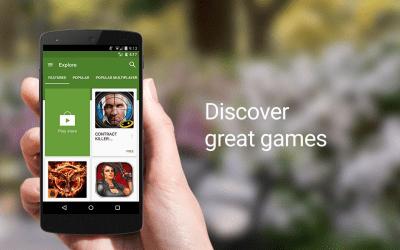 Google Play Игры 5.12.7089