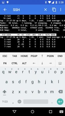 Cloud Console 1.11.0.195