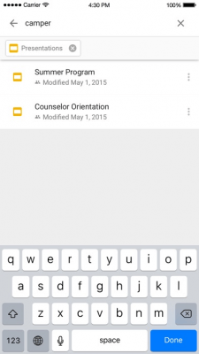 Google Drive – хранилище 4.2018.40201