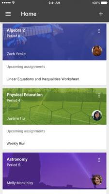 Google Classroom 2.2018.39208