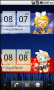 Скачать Chibi Rin Clock Widget (2x4)