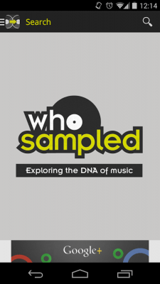 WhoSampled 1.3.0