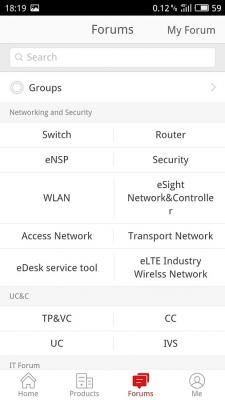 Huawei Enterprise Support 5.6.1