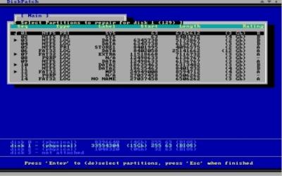DiskPatch 4.0.300