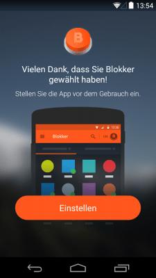 Блокировка приложений. Blokker 2.1.0