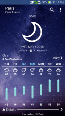 ASUS Weather 5.0.0.80_180726