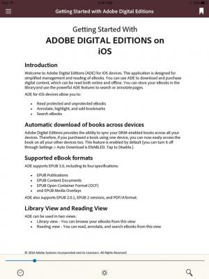 Adobe Digital Editions 4.5.7