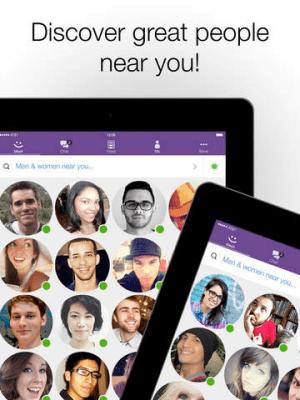 MeetMe - чат и Знакомься с Новыми Людьми на Ipad 10.7.2