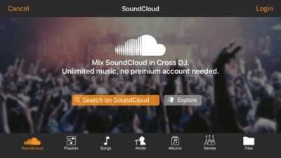 Cross DJ Free - Mix your music 3.4