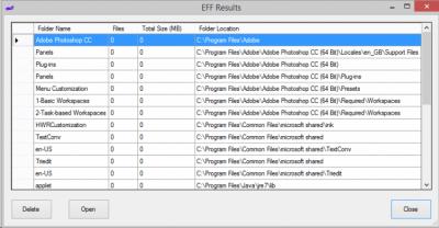 Empty Folder Finder Portable 1.2.2