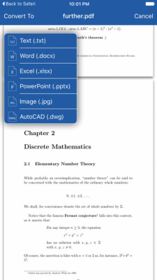Able2Extract PDF Converter 11