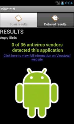 VirusTotal 1.0