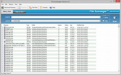 File Scavenger 5.2