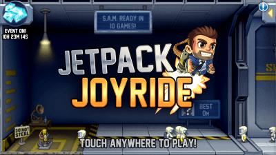 Jetpack Joyride 1.12.8