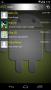Скачать Handcent 6 Skin Android