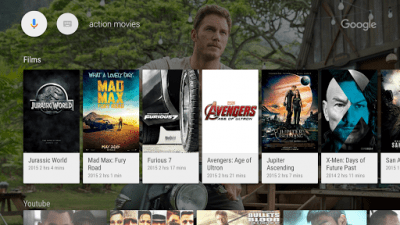 Google app for Android TV 3.1.2.179594536